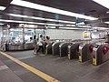 TW 台北市 Taipei 松山區 SongShan District 台北捷運 MRT Station interior August 2019 SSG 09.jpg