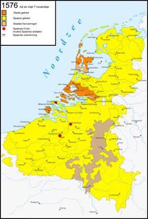 Siege of Zierikzee - Image: Tachtigjarigeoorlog 1576a