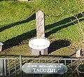 Tacozijl, monument op de Joodse begraafplaats.JPG