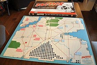 Tactics (game) - Tactics (1954)