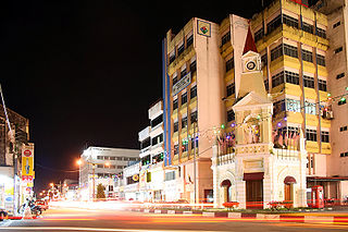 Taiping, Perak City in Perak, Malaysia