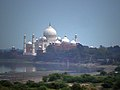 Taj as seen from Agra Fort 17.jpg