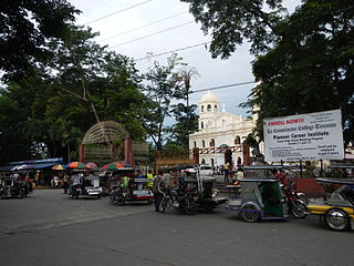 Tanauan, Batangas Component City in Calabarzon, Philippines