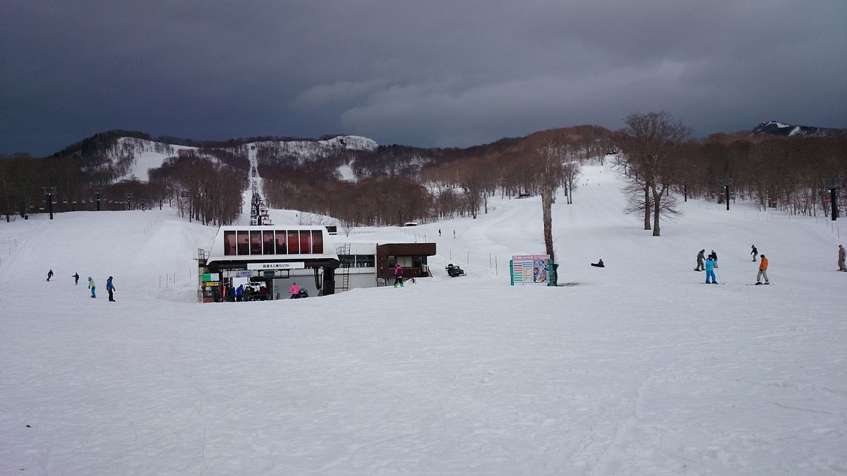 パーク たんばら スキー