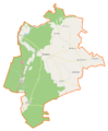 Tarnówka (gmina) location map.png