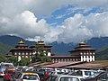 Tashichho Dzong Fortress in Thimphu during LGFC - Bhutan 2019 (110).jpg