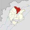 Tashkent city (Uzbekistan) Yunusabad district (2018).png