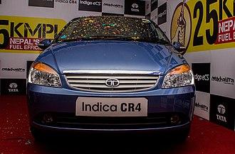 Tata Indica - Tata Indica 2014 model