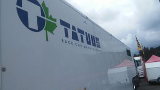 Tatuus - Image: Tatuus truck at Spa Francorchamps 2015