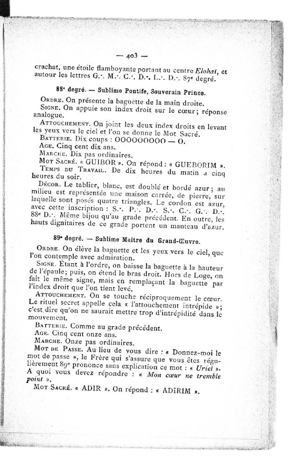 Pagetaxil Révélations Complètes Sur La Franc Maçonnerie