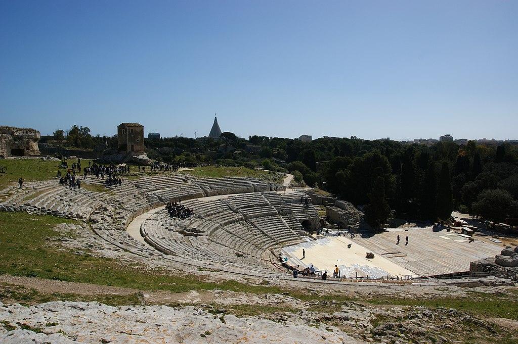 Teatro Greco (Siracusa)