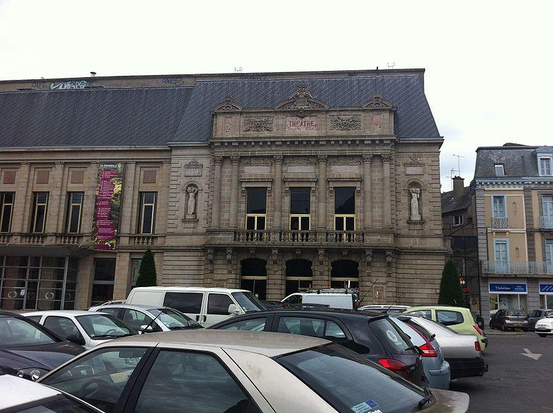 Teatro de Saint-Brieuc