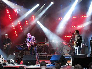 Teenage Fanclub Scottish alternative rock band