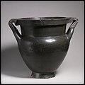 Terracotta column-krater (bowl for mixing wine and water) MET DP1877.jpg