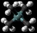 Tetramethylsilane molecule ball from xtal.png