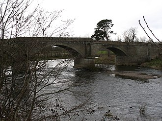 Kelso, Scottish Borders - Teviot Bridge Near Kelso