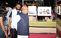 """Thaawar Chand Gehlot visiting after inaugurating the documentary photo exhibition """"The Paths We Walk"""", organised by the National Trust under Ministry of Social Justice & Empowerment, in New Delhi.jpg"""