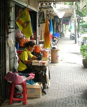 Royal flags of Thailand - Shop selling flags in Thailand