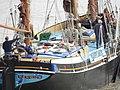 Thames barge parade - downstream - Thalatta 6783.JPG