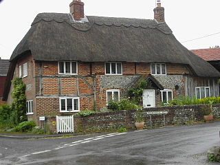 Froxfield Human settlement in England