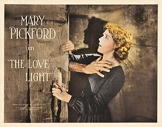 <i>The Love Light</i> 1921 film directed by Frances Marion