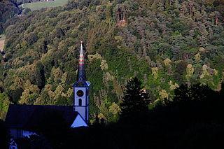 Place in Schaffhausen, Switzerland