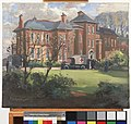 The Auxiliary Hospital, Children's House, Exeter Workhouse Art.IWMART3660.jpg