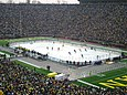 """The Big Chill at the Big House"" im Michigan Stadium (2010)"