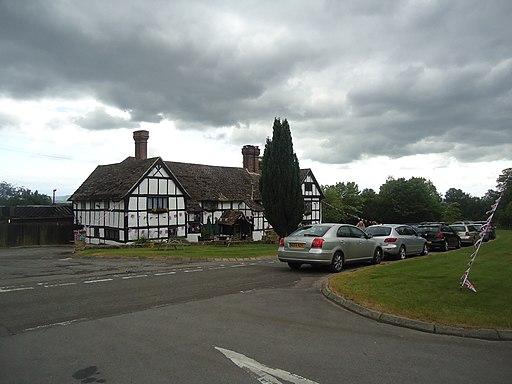 The Bolney Stage public house, Bolney (geograph 2976549)