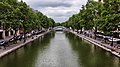 The Canal Saint-Martin, Paris July 2013.jpg
