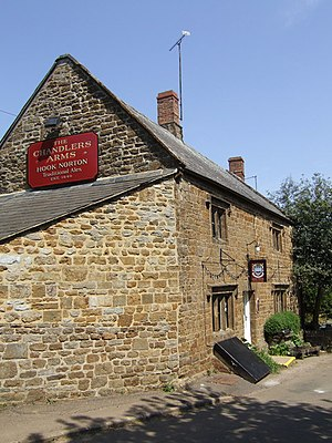 Epwell - The Chandlers Arms in 2006
