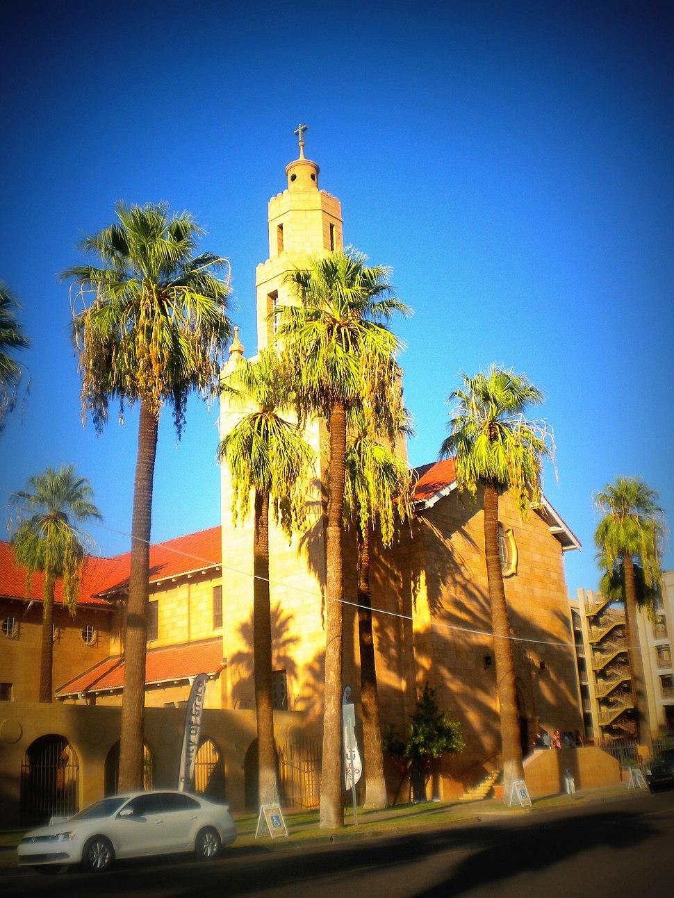 The First Presbyterian Church Phoenix