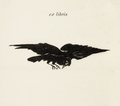 The Flying Raven, Ex Libris for The Raven by Edgar Allan Poe.png