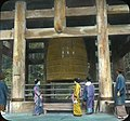 The Great Bell of Chion-In Temple, Kyoto, Japan. (4788295650).jpg
