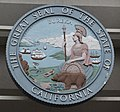 The Great Seal of the State of California (TK2).JPG