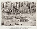 The Hills of Thebes With The Temple of Deir El-Bahari At Their Foot. (1910) - TIMEA.jpg