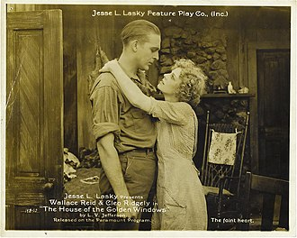 The House with the Golden Windows - Image: The House of the Golden Windows lobby card