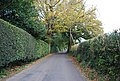 The Lane, Fordcombe - geograph.org.uk - 1549180.jpg