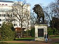 The Maiwand Lion, Forbury Gardens, Reading - geograph.org.uk - 626420.jpg