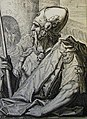 The Phillip Medhurst Picture Torah 266. Gad. Genesis cap 49 v 19. De Geyn.jpg