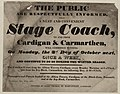 The Public are Respectfully Informed that a neat and convenient stage coach..1831.jpg