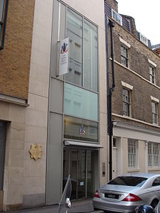 The Royal Ballet School.001 - London.JPG