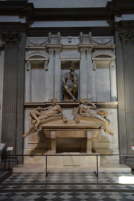 Sagrestia Nuova, Tomba Lorenzo de' Medici II, Sagrestia Nuova, BasilicadiSan Lorenzo, Firenze