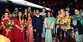 """The Secretary, Ministry of Tourism, Smt. Rashmi Verma flagged off """"The Great India Blog Train"""" involving bloggers from across the world (2).jpg"""