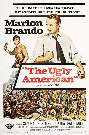 Ugly American (pejorative) - The Ugly American