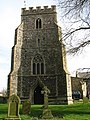 The church of St Nicholas - tower - geograph.org.uk - 707444.jpg