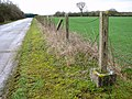 The old perimeter fence - geograph.org.uk - 1780473.jpg