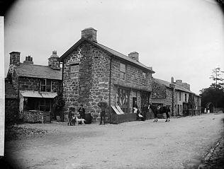 The shop, Cemais (Mont.)