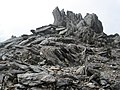 The summit, of Glyder Fawr - geograph.org.uk - 1411448.jpg