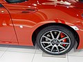 "The tire wheel of Toyota 86 GT""Limited""2WD (DBA-ZN6-G2L8).jpg"